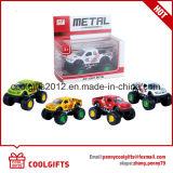 最もよい子供のギフトの金属のおかしい小型お偉方の小型トラックのおもちゃ車モデル