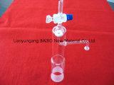 Bibo personnaliser la verrerie de laboratoire de verre de quartz Ampoule à décanter de la Verrerie de laboratoire