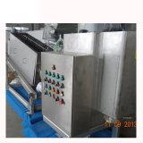 Parafuso Máquina de desidratação de lamas para tratamento de águas residuais