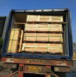 1220*2440*4*0.5mm panneau composite en aluminium de matériaux de construction