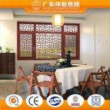 Perfil de alumínio personalizado para o estilo da grade de indicador de China