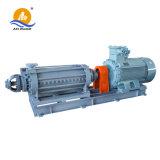 Pompe à eau à haute pression à plusieurs étages d'acier inoxydable
