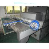 紫外線乾燥機械が付いているTM-Z1フルセットのハマグリのシェルスクリーンの印字機