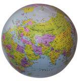 地球デザイン膨脹可能なPVCビーチボール