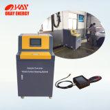 Ferramentas de Auto Catalisador de fornecimentos de carvão vapor máquina de líquido de limpeza