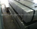Плита высшего уровня гофрированная/трапецоидальная гальванизированная стальная толя для Ганы