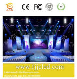 Centro commerciale dell'interno P2.5 che fa pubblicità allo schermo di colore completo LED