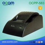 Sistema POS 58mm bilhete térmica impressora de recibos USB (OCPP-583)