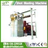 Huaxing piezas fundidas de procesamiento de grandes superficies de tipo gancho fabricante de máquinas de Peening