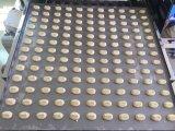 異なった形のクッキーのための自動ワイヤー切口のビスケットの預金者