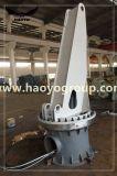 1t @10m 360° Grúa telescópica hidráulica del infante de marina de la grúa de la nave de la grúa del auge del nudillo de la rotación