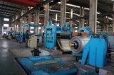 Venda a quente de aço inox máquina Linha guilhotinagem, bobina de aço laminado a frio