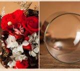 卸売はガラスドームの工場クンミンの花ローズを維持した