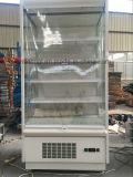 Supermercado Armário Multideck refrigerados para vacas e bebidas com marcação CE