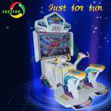 테마 파크 두 배 선수를 위한 동전에 의하여 운영하는 행복한 자전거 성인 또는 Kiddie 탐 게임 기계