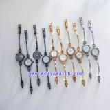 Relojes ocasionales vendedores calientes de la voga de encargo (WY-010E)