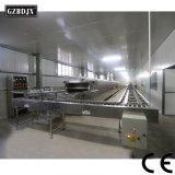 Il fornitore professionista di riga di produzione alimentare offre il forno automatico di cottura del traforo del gas