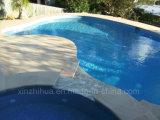 プールの青いモザイク・タイル水機能大理石のモザイク・ガラスの/Crystalのモザイク