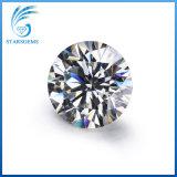 De Ronde Briljante Besnoeiing van uitstekende kwaliteit 1CT Moissanite maakt Diamanten los