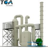 Scrubber húmedo torre para la gestión de residuos