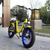 20inch 500W Fat of animals Folding Ebike