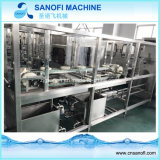 Máquina de rellenar de 5 galones del agua automática del barril con la capacidad 300-900bph
