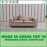 Königliches europäisches Freizeit-Gewebe-Sofa mit hölzernem Rahmen
