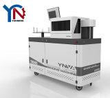 CNC de Automatische Buigende Machine van de Regel van het Staal met het Staal van de Rollen van Stroken