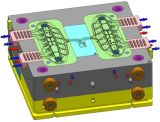 Dme는 전력 공구 알루미늄 부 41를 위한 던지기 형을 정지한다: )