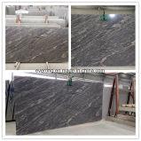 白い静脈が付いている工場直接中国Juparana販売の花こう岩Countertops&Slab