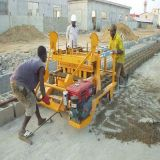 Qm4-45機械を作るディーゼルEnginの空のブロックにアフリカで倉庫がある