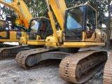 Utiliza la construcción de 25 toneladas de la máquina excavadora sobre orugas hidráulica Komatsu PC240LC-8 Excavadora rastreado