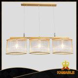 Lamp van de Tegenhanger van het Glas van de Goede Kwaliteit van de hal de Moderne (GD18121P)