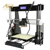 3D Printer van Prusa I3 DIY van de Printer van Anet A8 van de Desktop 3D