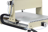De mini CNC CNC van de Draaibank MiniMachine van de Router