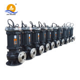 Elektrische Nicht-Verstopfende versenkbare Abwasser-Pumpen-Abwasser-Pumpe