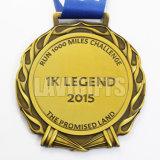 Figura feita sob encomenda medalha de Italy do fabricante quente da venda do esporte da patinagem