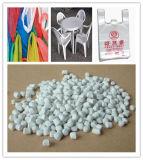 Film de couleur blanche de grade Masterbatch granules de plastique