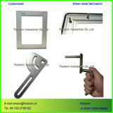 レーザーの切断はステンレス鋼のシート・メタルの製造を分ける