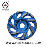 Алмазные шлифовальные колеса для конкретных/мрамора