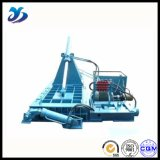 Гидровлический неныжный Baler металла/машина металлолома тюкуя