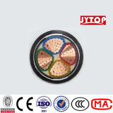 cable de cobre de la cinta del aislante de 0.6/1kv XLPE del PVC de la potencia acorazada de acero de la envoltura