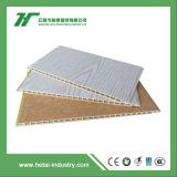 熱絶縁体のWodの穀物内部WPC PVC壁パネル
