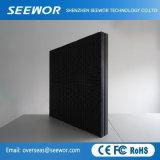 960*960mm 내각을%s 가진 높은 광도 P10mm 옥외 풀 컬러 발광 다이오드 표시 스크린