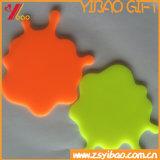 Изготовленный на заказ крышка чашки силикона формы может быть много цветов
