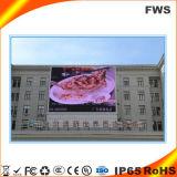 Outdoor pleine couleur P16 Affichage LED DIP pour la publicité vidéo