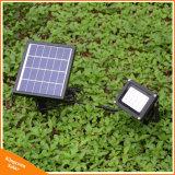 太陽フラッドライト20 LEDの庭の芝生の太陽動力を与えられた洪水ライト