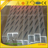 Fabricación de aluminio que suministra piezas de aluminio trabajadas a máquina CNC