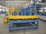 Автоматическая деревянный поддон производство машины