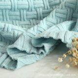 Riga unica generale lavorata a maglia fibre molli tessuto di Acrtlic